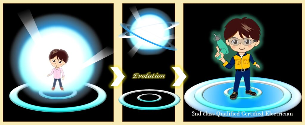 自分を進化!第二種電気工事士を受ける