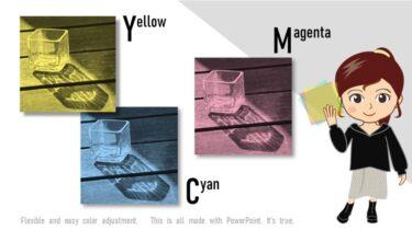 パワポで写真におしゃれな色フィルター加工 をしてみよう!